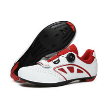 Outdoor Men Road Cycling Shoes Self-locking Bicycle Athlete Racing Shoes Sneaker