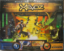 Xevoz Battling Kit 2-Pack Action Figures - Neo Sapiens and Sectoid