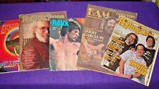 lot of Grateful Dead Vintage, Memorabilia, Magazines, Articles, Jerry Garcia