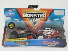 MONSTER MUTT Trucks (2019 Spin Master MONSTER Jam) 1:64 - Double Down - Case C