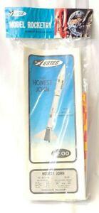 EstesVintage K-27 HONEST JOHN Model Rocket Kit