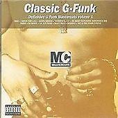 Classic Mastercuts G Funk Volume 1, Various Artists, Very Good CD