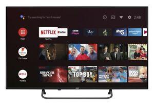 "JVC LT-40CA790 ANDROID TV 40"" SMART FULL HD 1080P LED TV GOOGLE ASSISTANT"