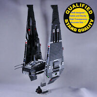 Display Stand for Lego 9494 75038 75135 7661 75281 Jedi Interceptor Starwars