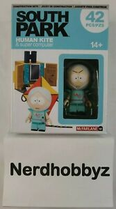 South Park Human Kite & Super Computer McFarlane - New In Hand FREE Shipping