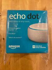 Amazon Echo Dot (3rd Generation) Smart Speaker with Alexa - White