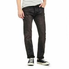 Jeans gris Levi's 501 pour homme