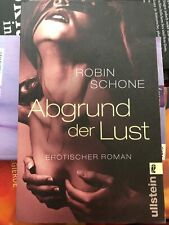 Abgrund der Lust von Schone, Robin   Buch   sehr gut, Erotik, Erotikroman