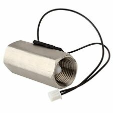 New Magnetic Stainless Steel Water Sensor Flow Switch with inner thread