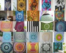 Wholesale Lots 100 Pcs Tapestries Indian Mandala Wall Hanging Decor Throw Picnic