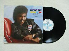 "LP 33T MICHAEL LOVESMITH ""Diamond in the raw"" MOTOWN ZL 72192 GERMANY 1984 /"