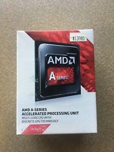 [Factory sealed!] AMD A8-7600 APU w/Radeon R7 Graphics 3.8GHz Max Turbo [FM2+]