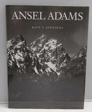 Ansel Adams by Kate F. Jennings  Hardcover 1998 - Good BK3