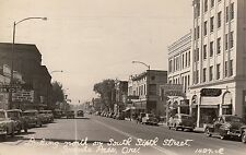 RPPC in Grants Pass, Oregon Looking north on S. Sixth St. 8823