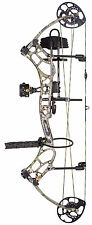 NEW BEAR Threat Camo Compound Hunting Bow RTH RH 60-70# READY TO HUNT