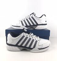 K-Swiss Hypercourt Express Premium Court Men's Tennis Shoe Size 12