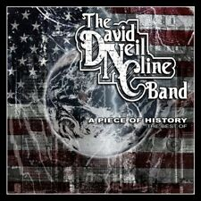 The David Neil Cline Band A Piece Of History The Best Of 2007 Rock CD Album