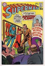 Bronze Age SUPERMAN #228 1970 VF - Superman loses his powers