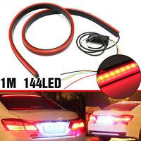 40'' Red LED Car High Mount Third 3rd Brake Stop Rear Tail Light Lamp Strip