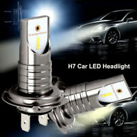 110W H7 LED Ampoule Voiture Feux Phare Lampe Kit Remplacer HID Xénon 6000K Blanc