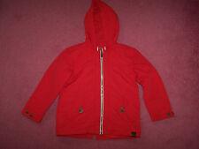 Zara Boy's Red Giacca Taglia 5-6 anni (116 cm)