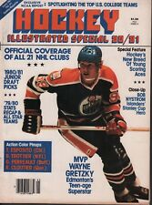Hockey illustrated Special 1980/81 Wayne Gretzky  062218DBE