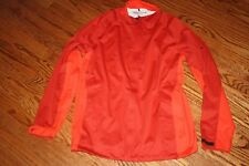 Men'S Nike Golf Storm Zip Jacket Red 33101 648 Size Large New