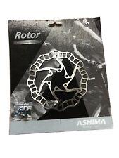 140mm 6 Bolt Disc Brake Rotor - Lightweight Ashima