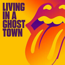 "The Rolling Stones - Living In A Ghost Town Vinyl 10"" NEU 09546133"