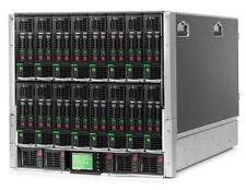 HP BladeSystem blc7000 Platinum Blade Châssis Boîtier 16-Slot 10u + 6x PSU