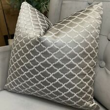 "Clarke /& Clarke MASON MIDNIGHT Fabric Cushion Cover 16/""x16/"" AVALON COLLECTION"