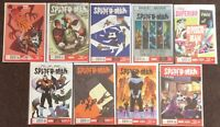 9 The Superior Foes of Spider-Man # 1,3,5,11,12,13,14,16,17 Marvel comics NM Lot