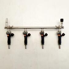 Fuel Injectors And Rail (Ref.1189) Chevrolet Cruze LTZ 1.8