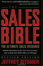 The Sales Bible: The Ultimate Sales Resource, Revised Edition by Jeffrey Gitomer