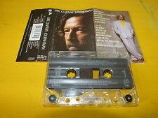 ERIC CLAPTON - K7 audio / Audio tape !!! JOURNEYMAN !!!