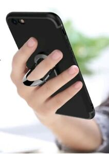 iPhone 360° Adjustable Metal Ring Case Adjustable Holder Kick stand