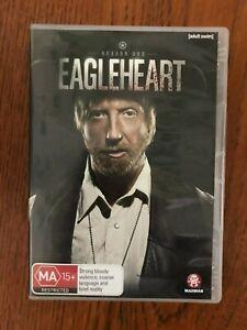 Eagleheart: Season 1 DVD Region 4 LIKE NEW