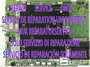 PANASONIC MAINBOARD TNPH1100 REPAIR SERVICE / SERVICE DE REPARATION