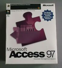 Microsoft Office 97 Professional Edition with CD Key - Word, Excel, Access