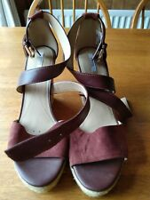 Geox Respira Wedge Sandal. Size 39 Used