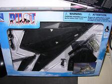 NEW RAY PILOT 1:72 AEREO DA AVVITARE CON CACCIAVITE F-117  ART 21315  E