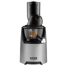 FRULLATORI stampa SUCCO KUVINGS WHOLE SLOW JUICER evo820 NUOVO-COLORE: ARGENTO