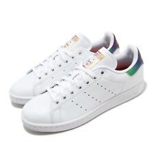 Adidas Originals Stan Smith W orgullo lgbtqia Arco Iris Blanco para Mujeres Clásico FW6226