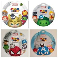 Marvel Tsum Tsum Mystery Stack Pack Figures Series 1 - 4