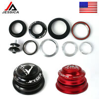 Cycling Headset Bearings 34/44/44-55/44-56mm Fit MTB Bike Tapered/Straight Fork