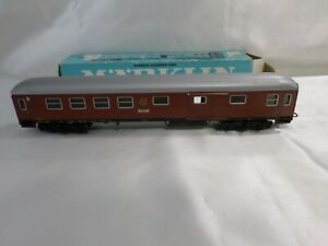 Marklin 4031 HO SJ Express Wagon Swedish Railways (Tin Plate)