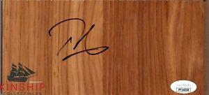 Blake Griffin signed Floor Board JSA COA Clippers Pistons All Star HOF Z480