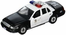 Daron LAPD Crown Vic Police Car, 1/43 Scale
