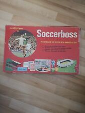 Soccerboss, Ariel Game Vintage Board Game, Supplied by Gaming Squad