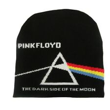 Pink Floyd 'The Dark Side Of The Moon' Beanie Hat - NEW